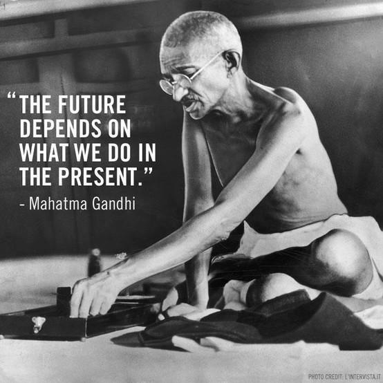 Great Quotes images by Mahatma Gandhi