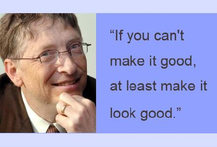 Bill Gates Quotes wallpapers