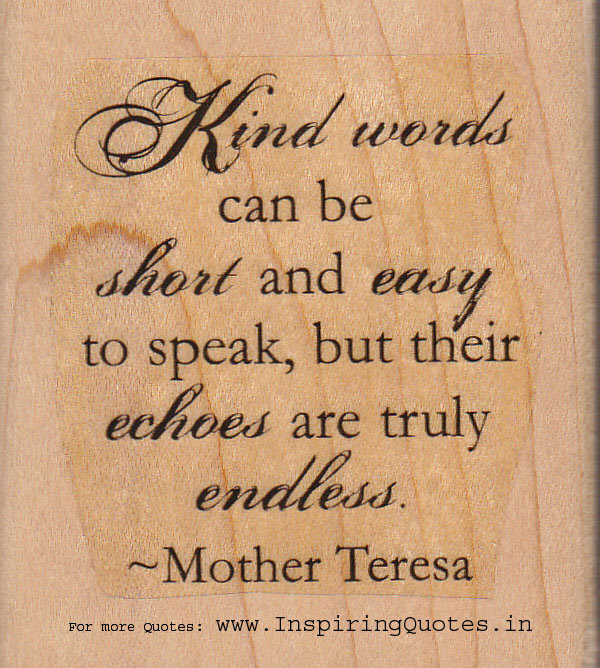 Mother Teresa Great Quotes pictures