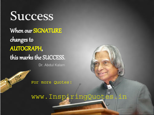 Success by abdul kalam pictures facebook