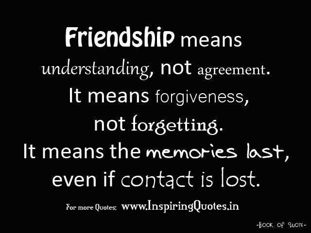 Friendship Quotes of the Day Image Pictures Wallpaper