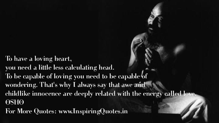 Osho Love Motivational Thoughts_With Wallpapers_Images