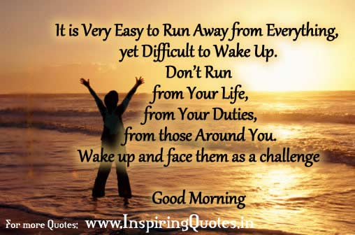 Inspirational Quotes to Say Good Morning | Daily Good Quotes