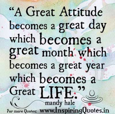Attitude Quotes in English - Great Attitude Thoughts and Sayings Pictures Images