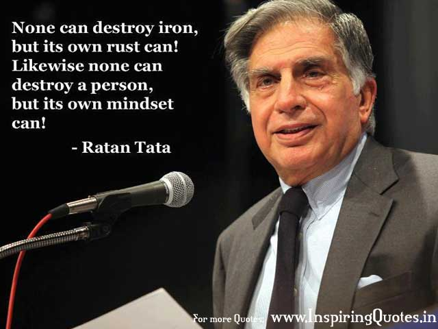 Ratan Tata Motivational Messages Images Wallpapers