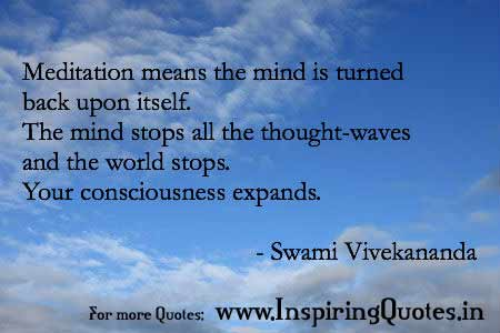 Swami Vivkenanda Meditation Quotes Thoughts Images Wallpapers