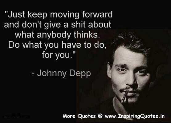 Johnny Depp Success Quotes and Sayings Images Wallpapers Pictures Photos