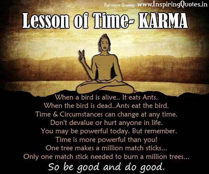 Quotes on Karma, Quotations about Karma Images Wallpapers Pictures Photos