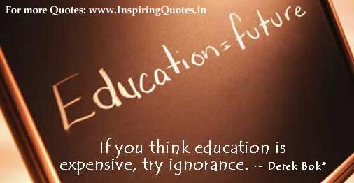School Education Quotes Thoughts Images Wallpapers