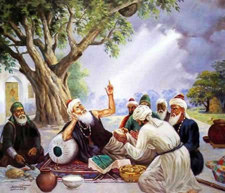 Baba Farid Ganj-e-Shakar R.A Suvichar, Shayari Messages Quotes Images Wallpapers Pictures Photos