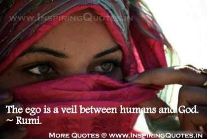 Rumi Quotes Ego Human and Gods Images Wallapers Photos