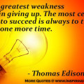 Thomas Edison Inspirational Quotes Wallpapers, Thomas Edison Success Quotes, Pictures, Images, Photo, Download