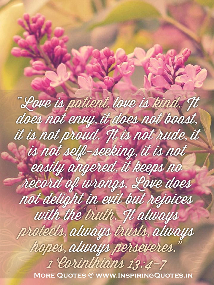 Bible Inspirational Quotes on Love, Kindness, Knowledge, God, Religion Images, Wallpapers, Pictures, Photos