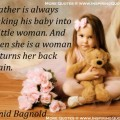 Inspirational Quotes about Father - Motivational Sayings, Thoughts, Proverbs Images, Wallpapers, Photos, Pictures