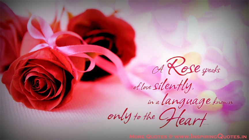 Rose Day Great Quotes, Wishes, Thoughts, Sayings, Messages Images, Wallpapers, Photos